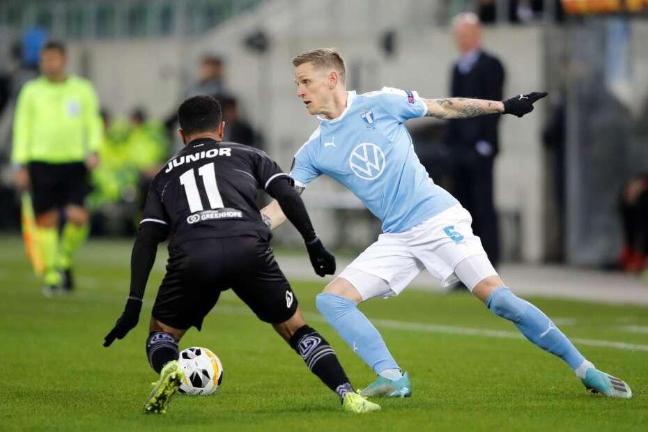 Malmö FF forpasser mulighed for ravage i FCK gruppe
