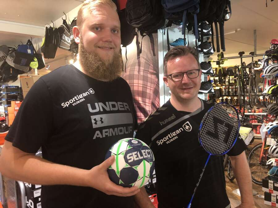Vildbjerg Cup: Vi er ret nørdede med sport | Herning Folkeblad